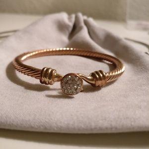 🔥Rose gold bracelet
